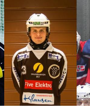 Norges U19-landslag til VM i Krasnojarsk; Tre spillere å følge med på
