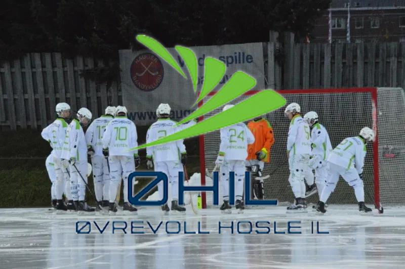 Øvrevoll Hosle før seriestart