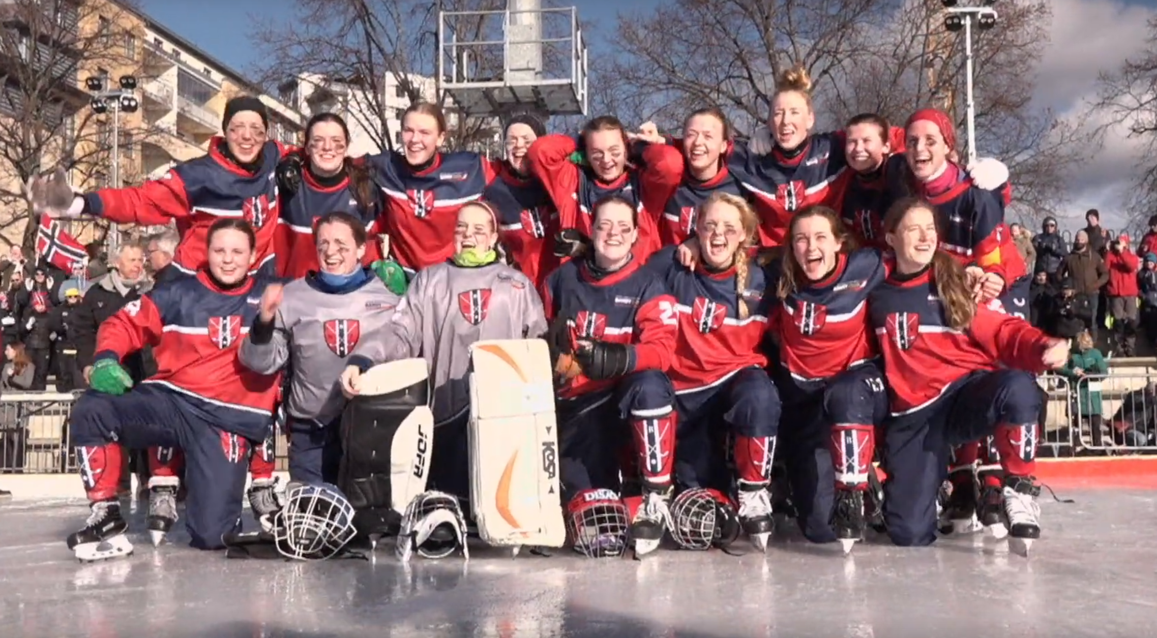 De norske jentene sikret VM-bronsen