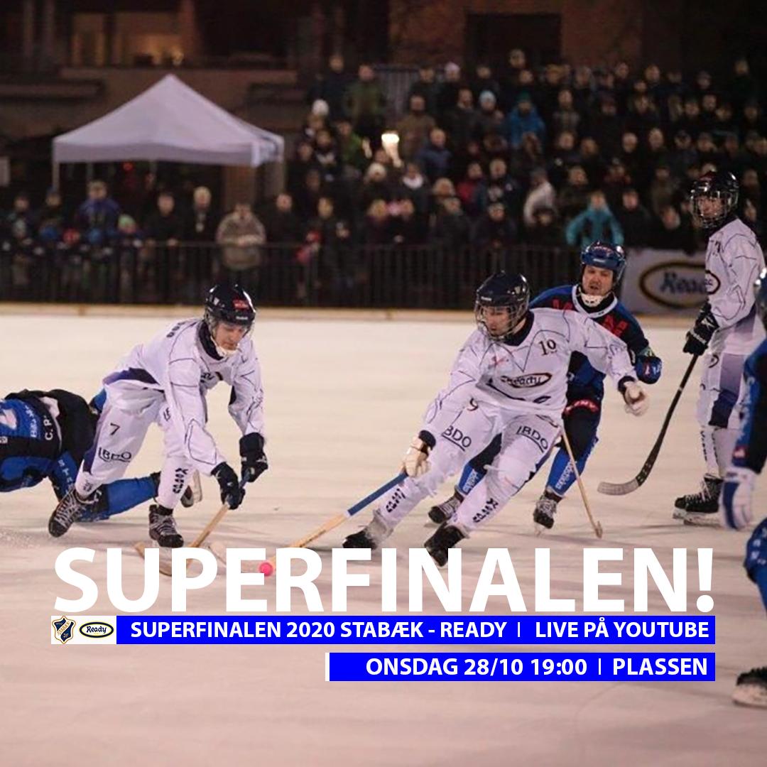 Superfinalen 28.10.20 kl 19:00