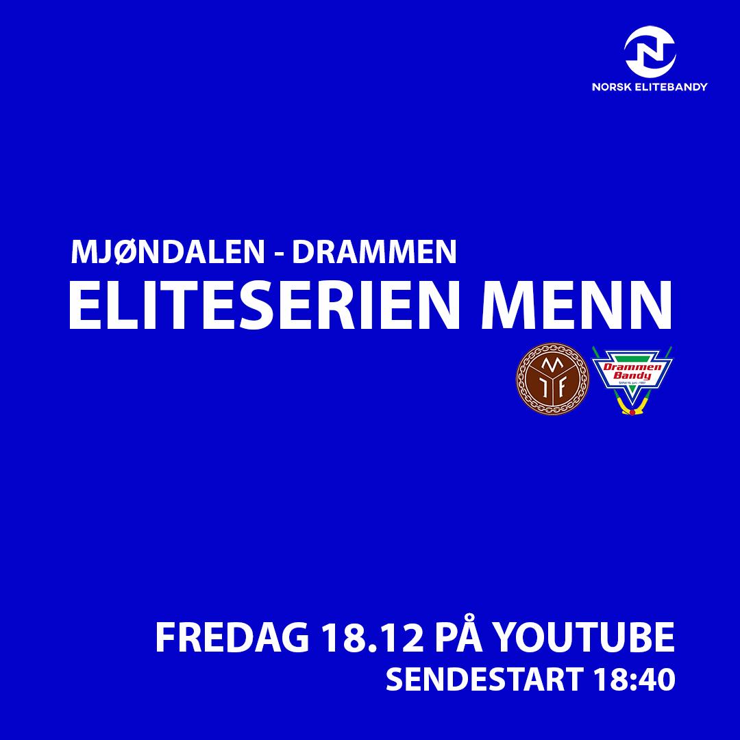 Mjøndalen – Drammen på YouTube