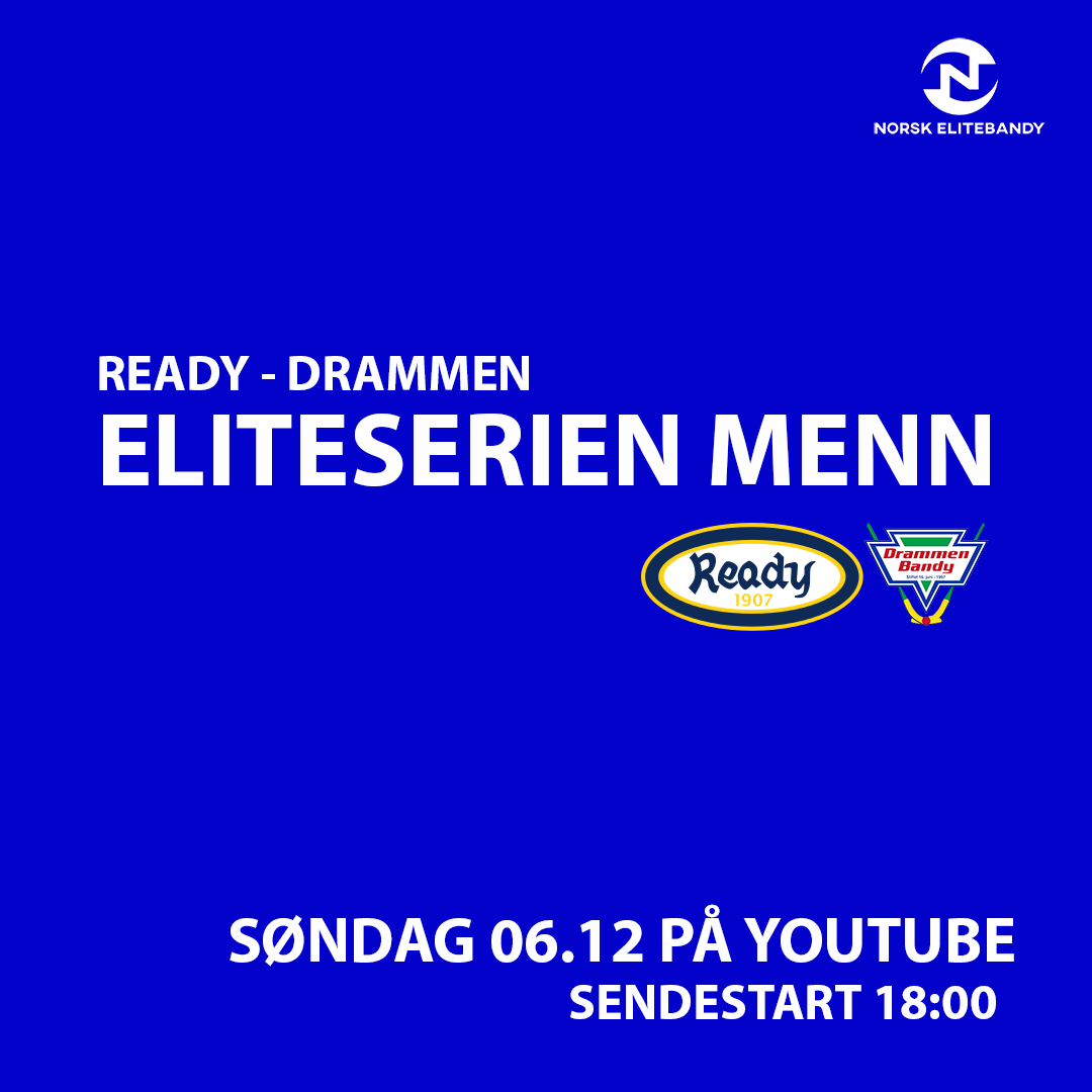 Ready – Drammen på YouTube