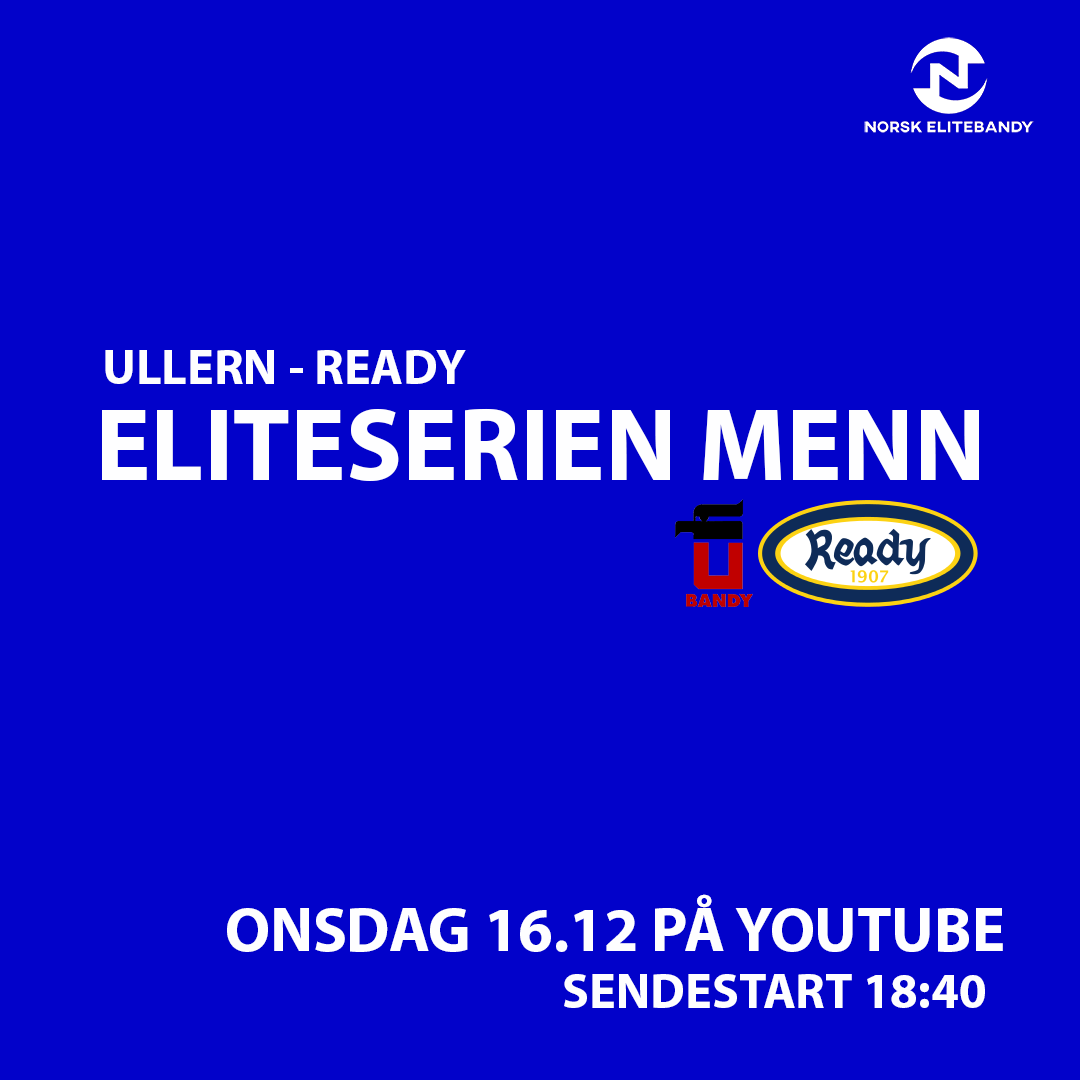 Ullern – Ready på YouTube